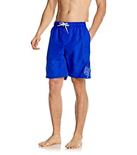 Nike® Men's Hyper Blue Core Contend Swim Short