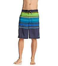 Speedo® Men's New Navy Horizon Ombre E-Board Shorts