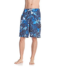 Speedo® Men's Twilight Weathered Floral Volley Short