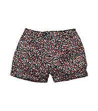 OshKosh B'Gosh® Baby Girls' Navy Floral Woven Shorts