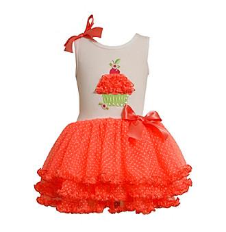 Bonnie Jean Baby Girls' Cupcake Tutu Dress Kid's