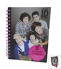 One Direction Activity Journal