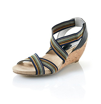 Cerisler Wedge Sandals