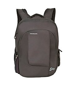 Travelon®  Anti-Theft Urban 2-Compartment Black Backpack