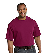 Harbor Bay® Men's Big & Tall Wicking No Pocket Tee