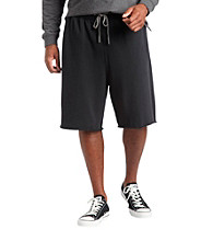 True Nation™ Men's Black French Terry Short
