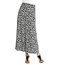 Evan-Picone® Printed Skirt