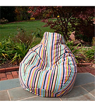 Gold Medal Steeplechase Malibu Outdoor Weather Resistant Tear Drop Bean Bag