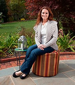 Gold Medal Dimone Sequoia Outdoor Weather Resistant Ottoman