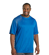 Reebok® Men's Big & Tall Play Dry® Short Sleeve Graphic Tee