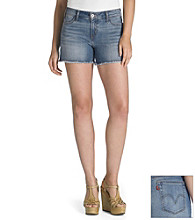Levi's® Cut-Off Denim Short