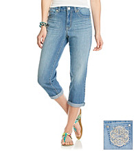 Nine West Vintage America Collection® Rand Cuffed Crop