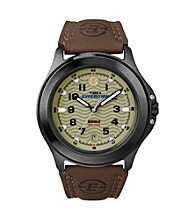 Timex® Men's Expedition Metal Field with Olive Dial