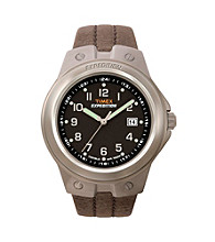 Timex® Men's Expedition Metal Tech with Black Dial