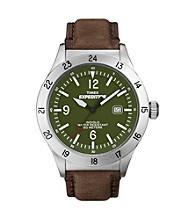 Timex® Men's Expidition Military Field with Green Dial