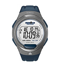 Timex® Men's Ironman Full-Size Blue 10-Lap