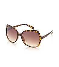 Icon Tortoise Large Lens Sunglasses