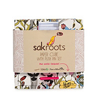 sakroots™by The Sak Artist Circle Paper Pin Set