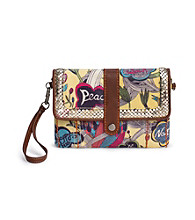 sakroots™byTheSak® Lemon Peace Artist Circle Convertible Clutch