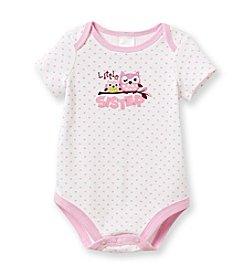 Cuddle Bear® Baby Girls' Pink Heart Print