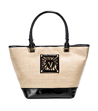 AK Anne Klein® Natural Tropical Punch Medium Tote