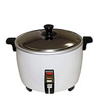 Hitachi® Automatic 23-Cup Rice Cooker and Steamer