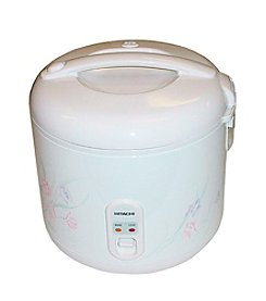 Hitachi® Automatic 10-Cup Deluxe Rice Cooker and Steamer