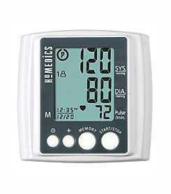 Homedics® Automatic Wrist Blood Pressure Monitor with Digital Display
