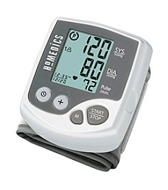 Homedics® Automatic Wrist Blood Pressure Monitor with Large Memory Recall Function