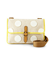 Fossil® Bone Key-Per Dot Minibag