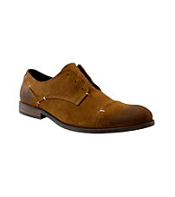 Giorgio Brutini® Men's Gored Laceless Cap-toe Slip-on Shoe
