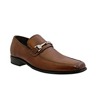Giorgio Brutini® Men's Moc-toe with Metal Bit Slip-on Dress Shoe