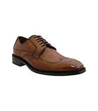 Giorgio Brutini® Men's 5-Eyelet Wing-tip Oxford Dress Shoe