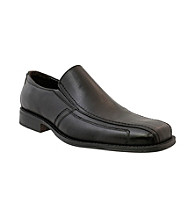 Giorgio Brutini® Men's Bike Front Leather Slip-on Dress Shoe