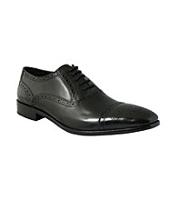 Giorgio Brutini® Men's Medallion Cap-toe Dress Oxford