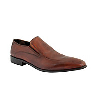 Giorgio Brutini® Men's Double Gore Run-off Toe Slip-on Dress Shoe