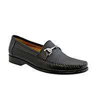 Giorgio Brutini® Men's Le Glove Lizard Vamp Slip-on with Metal Ornament