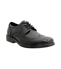 Giorgio Brutini® Men's Soft Leather Wing-tip Oxford Shoe