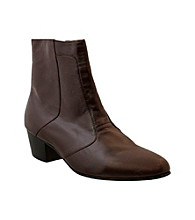 Giorgio Brutini® Men's Smooth Leather Cuban Heel Dress Boot