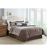 Gatework 6-pc. Comforter Set by LivingQuarters