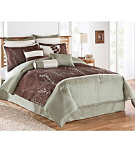 Fiorella 10-pc. Comforter Set by LivingQuarters