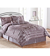 Ombre Botanical 6-pc. Comforter Set by LivingQuarters