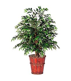 Vickerman 4' Green Smilax Bush