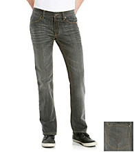 DKNY JEANS® Men's Soho Straight Rocky Point Grey Wash Jean