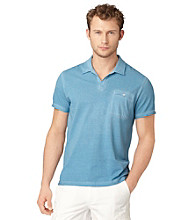Calvin Klein Jeans® Men's Short Sleeve Spray Polo