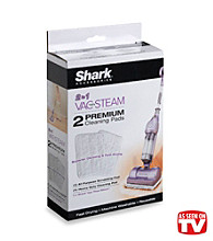 Shark® Vacuum-then-Steam Mop 2-pk. Replacement Pads