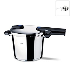 Fissler Vitaquick Pressure Cooker with Perforated Insert