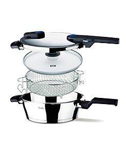 Fissler Vitaquick Pressure Pan Set