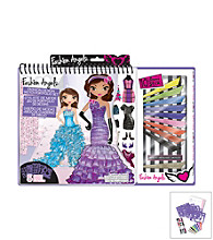 Fashion Angels® Fashion Designer Portfolio with Art Set