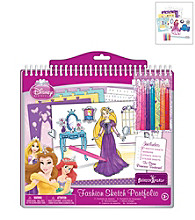 Disney Princess® Coloring Portfolio